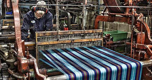 Tartan Weaving Mill | Edinburgh Airport